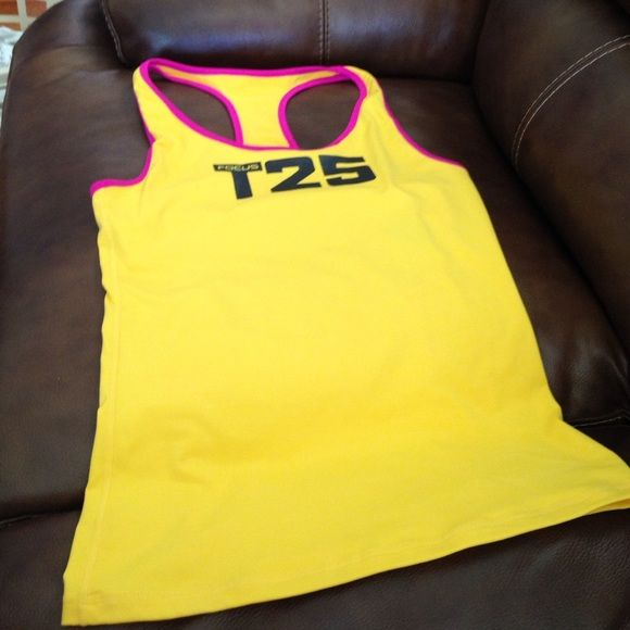Focus T 25 cute athletic top Beach body sweat ,quick,dry breathable comfort T25 Tops