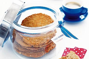 Anzac Biscuits (cookies)- so good!