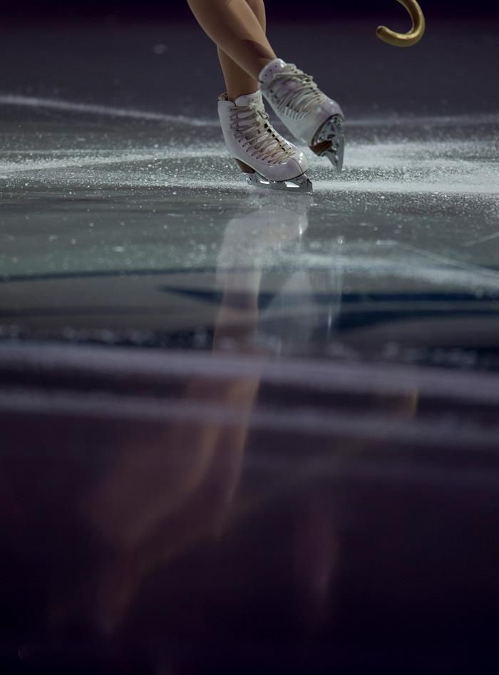 Mao Asada of Japan performs during the exhibition of the athletes in the 2016 ISU World Figure Skating Championships at the TD Garden in Boston, Massachusetts, USA 03 April 2016. (Japón, Estados Unidos) EFE/EPA/CJ GUNTHER (700×947)