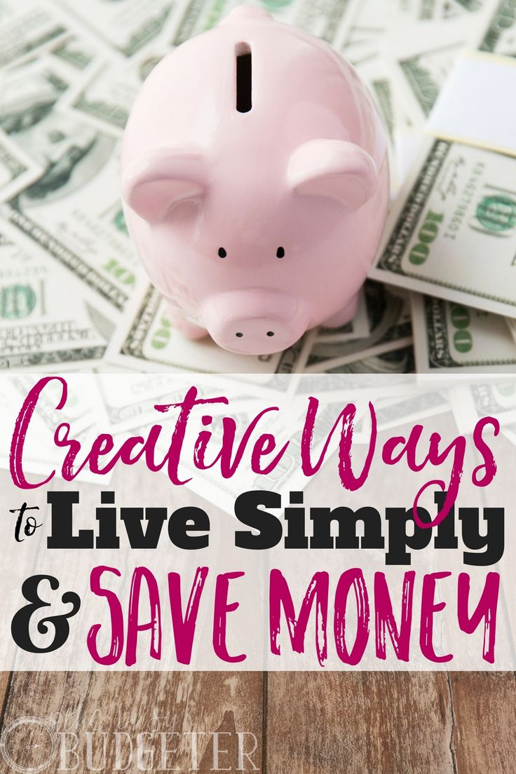 creative ways to save money how to live simply save ways to save money money and creative. Black Bedroom Furniture Sets. Home Design Ideas