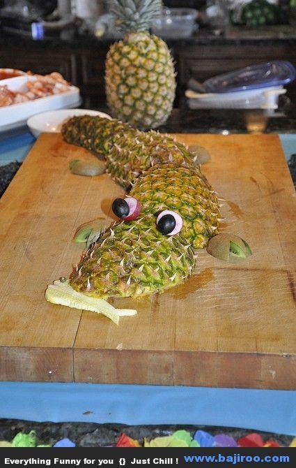 :) ananas