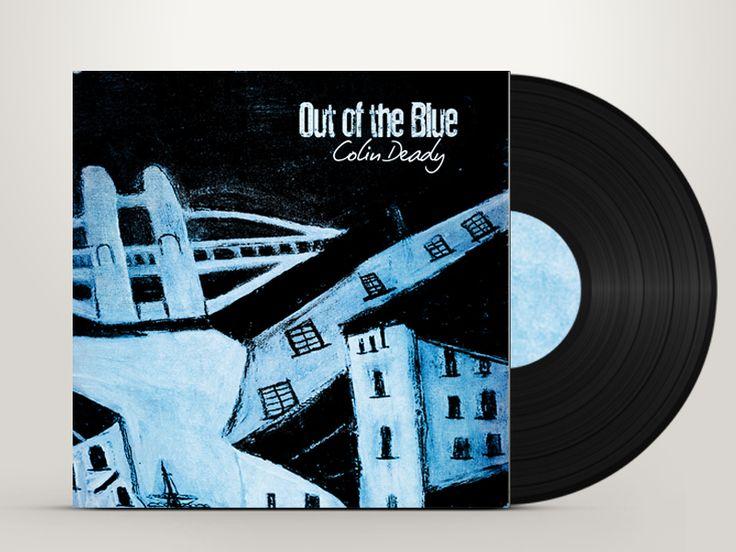 Colin Deady - Proposed Album Cover Design/Illustration