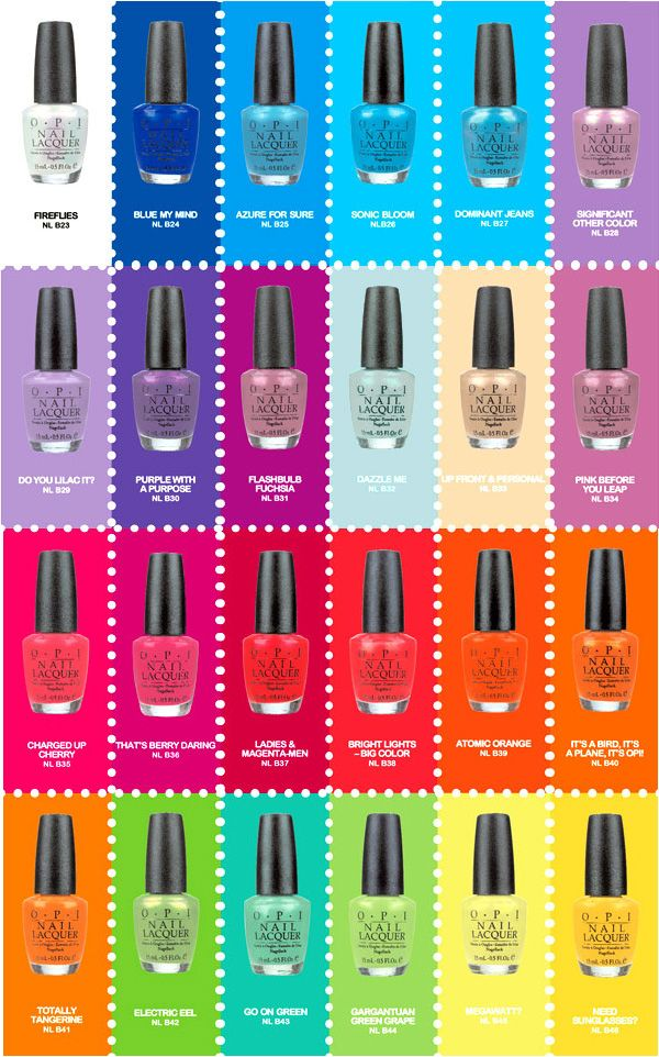 147 best opi images on Pinterest | Nail polish, Nail colors and Nail ...
