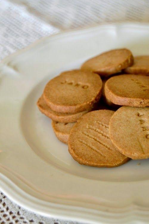 S vášní pro jídlo: Máslové sušenky