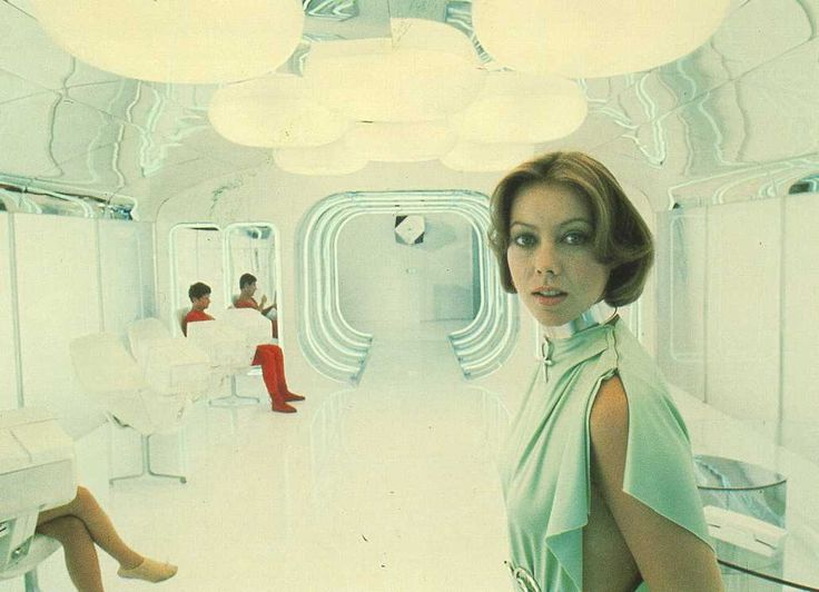 "Sci-Fi film ""Logans Run"" 1976 starring British actress Jenny Agutter. For guys of a certain age in the 80s, poor Jenny was a bit of a fap fap mascot :D"