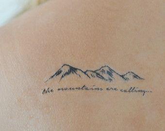 tattoo of appalachian mountains - Google Search