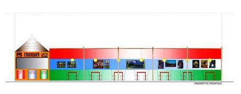Stand ristorante eritreo Dahalak - L'Artigiano in Fiera - Prospetto frontale - Maria Teresa Azzola Designer - Fiera Rho MI 2012
