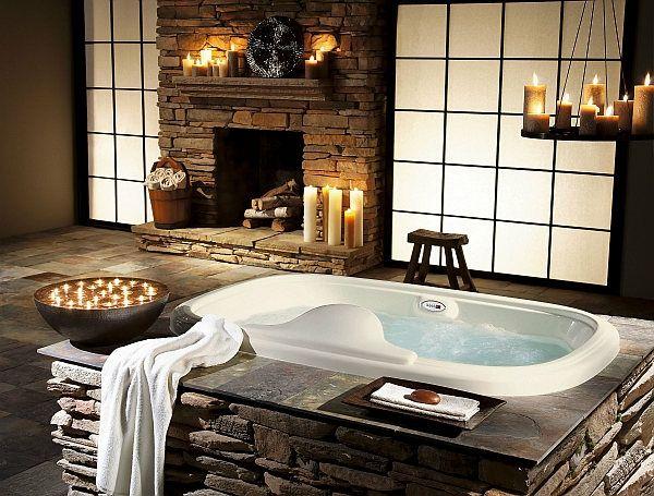 Die 25+ Besten Ideen Zu Luxus Badezimmer Auf Pinterest ... 15 Beispiele Modernes Badezimmer Design
