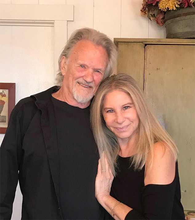 Barbra Streisand And Kris Kristofferson Have A Star Is Born