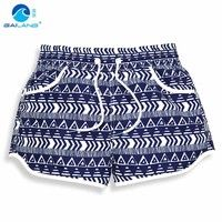 Fashion Women Boardshorts Quick-drying Beach Shorts Summer Shorts Women Printed Shorts