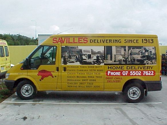 We specialise in Vehicle signage, including Cars, Vans and Trucks