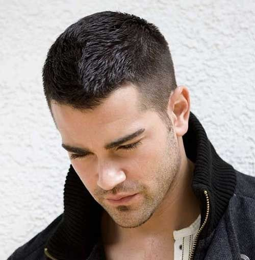 25 Greatest Men's Quick Hairstyles 2014-2015 | Short Men Hairstyles