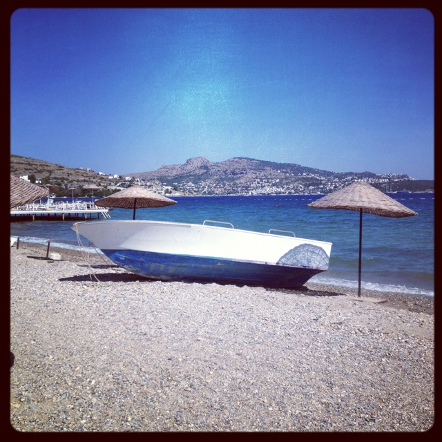 Bodrum, Turkey.  Been there! :)