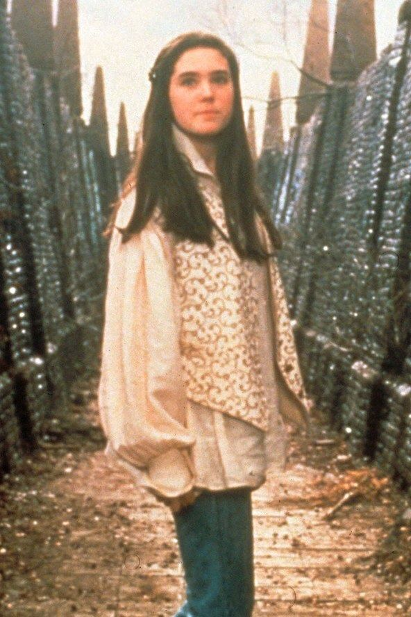 Click for a larger view | Sarah labyrinth, Labyrinth movie ...