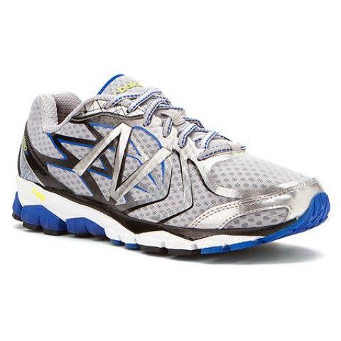 Mens New Balance Shoes M1080v4 Silver