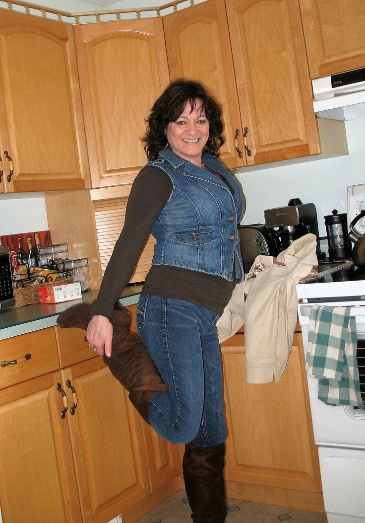 Michele being herself.