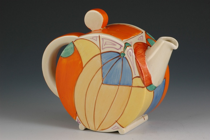Andrew Muir   Clarice Cliff, Art Deco Pottery, Moorcroft and 20th Century…