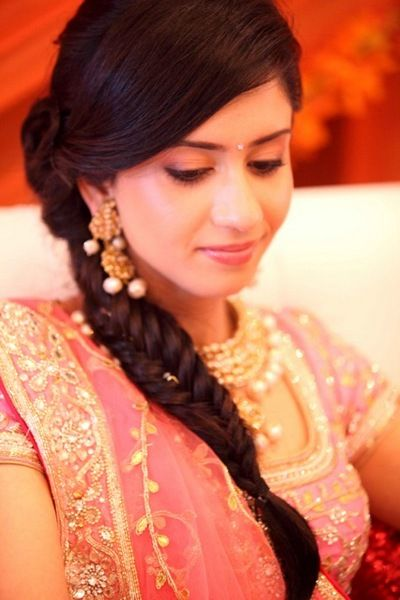 Best Bridal Makeup Reviews : 17 Best images about Hairstyles / Haircuts / Makeup on ...