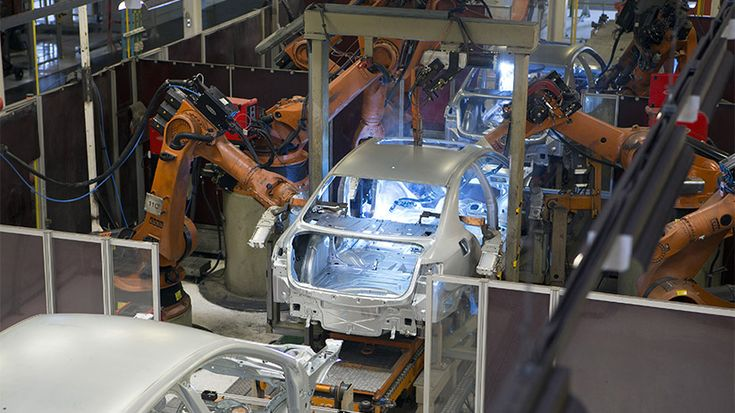 The real driver behind re-shoring is automation. Robotic jobs, not humans, are coming back to North America.