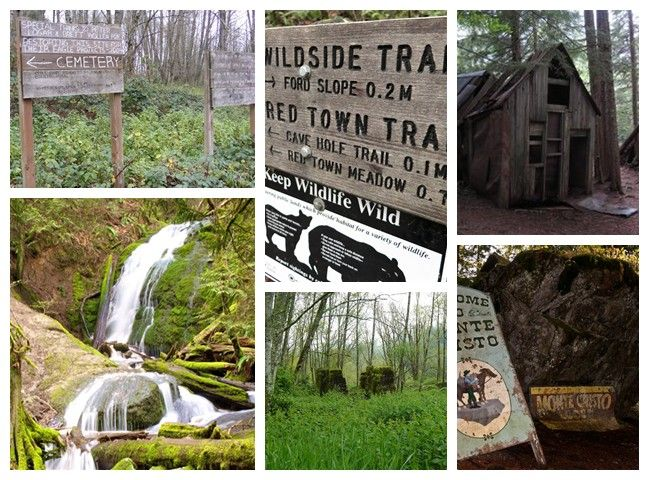 Ghost Town Hikes in Western Washington for Families - ParentMap