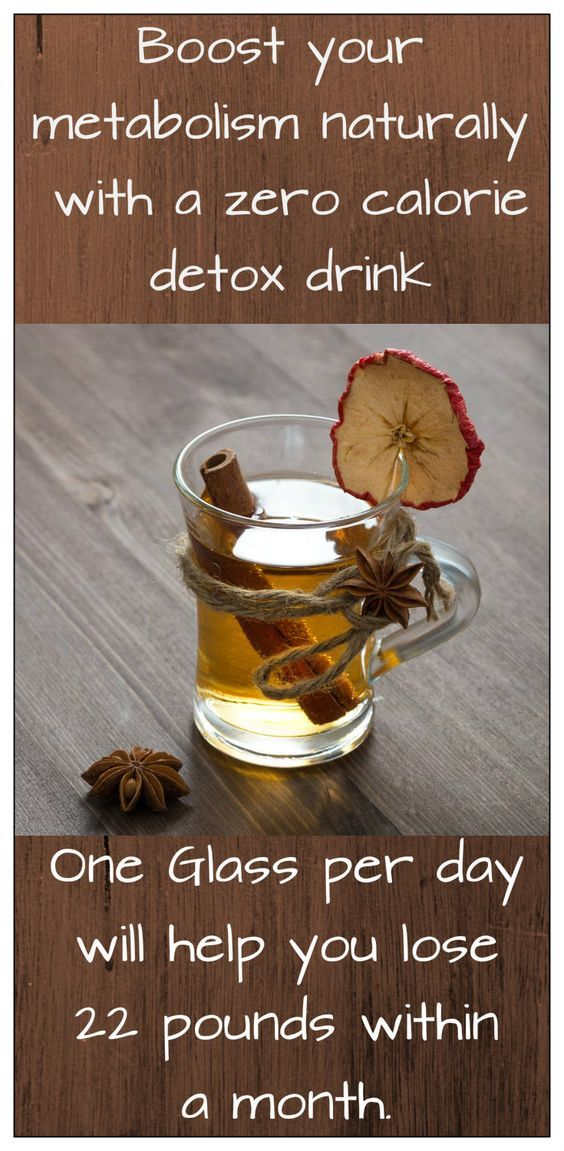 This is the best diet drink: tasty and has 0 calories.Why is it necessary to drink this drink is due to three things. Cleans the body from toxins Accelerates the metabolism Helps with losing weight…