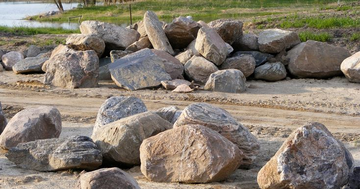 For Sale - Boulders.