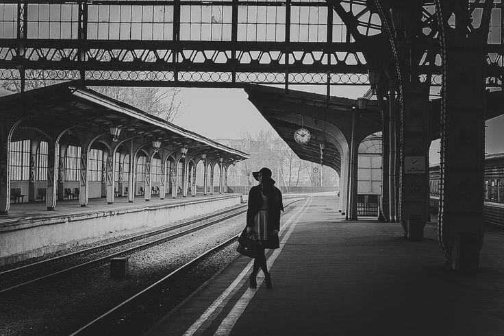 railway station by Varvara Volnova on 500px