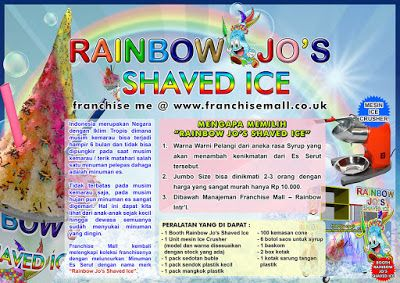 http://baksokaget.blogspot.co.id/2017/06/ice-story-rainbow-jos-shaved-ice.html  Further Information WA : 0821.2828.9977