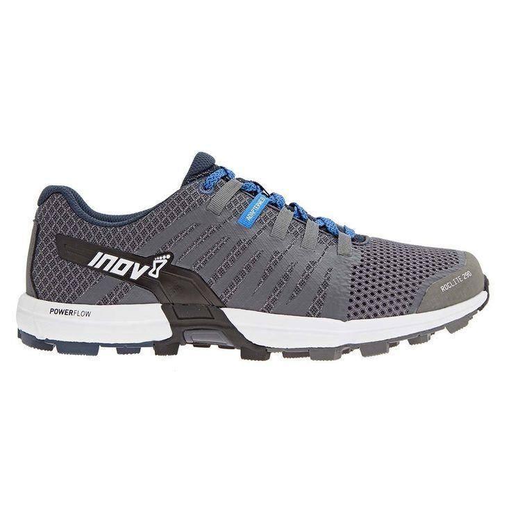 INOV-8 Roclite 290 men's trail running shoes. # soccersportfitness #running #inov8