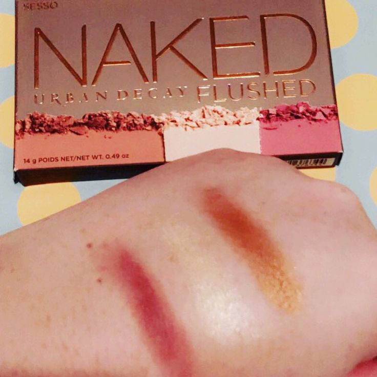 Naked blush from Urban Decay