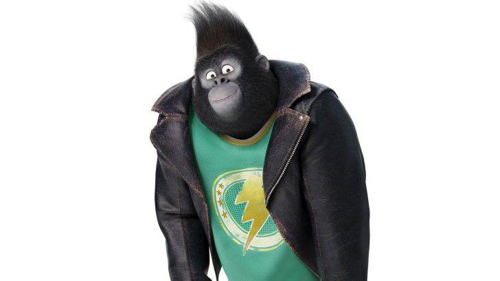 Sing Movie 2016 Johnny Gorilla Wallpaper