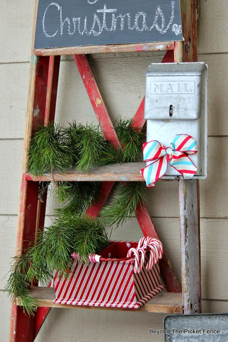 Uncategorized christmas decorations amp holiday decorations - Welcome Home Tour 12 Days Of Christmas Day 9 Front Porch Decor