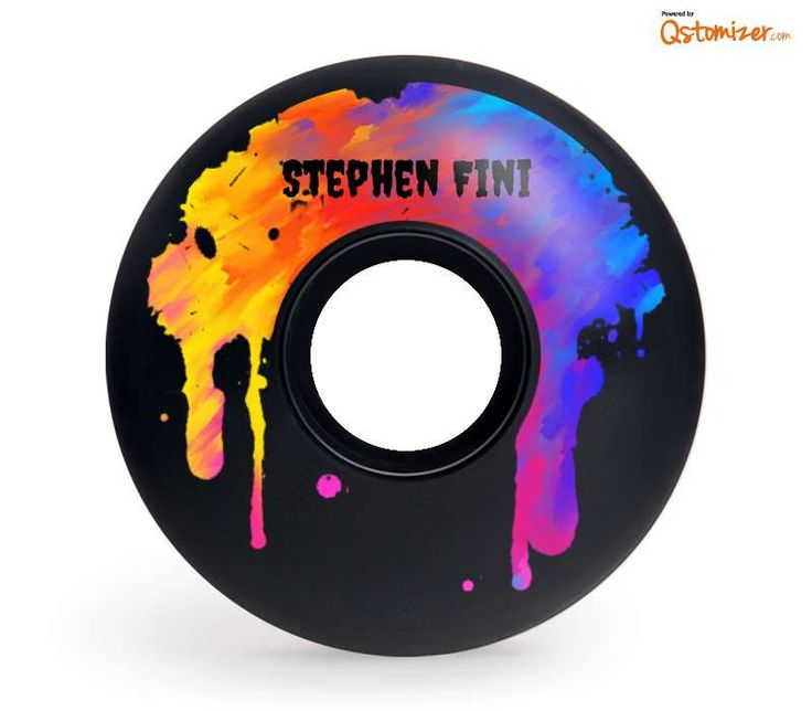 Skateboard Wheels For Street 52mm 100A Custom