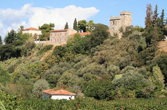 Achaia Clauss Winery - Patras