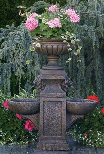 Zahradni fontany 5