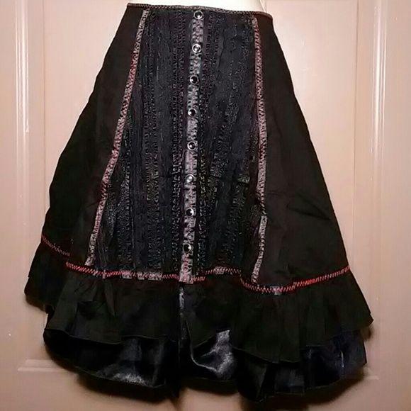 LIP SERVICE Blacklight District skirt #92-170