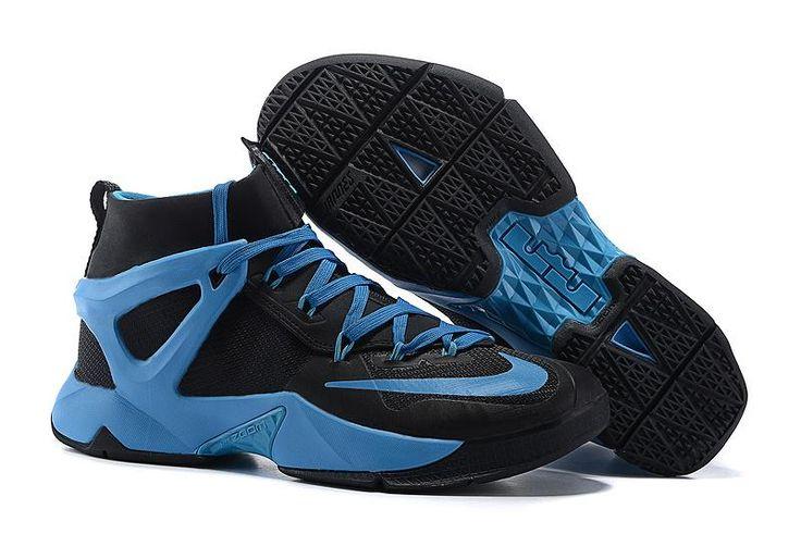 sports shoes ae32b bf8b3 ... best price nike lebron 13 mens blue black 902d4 52163