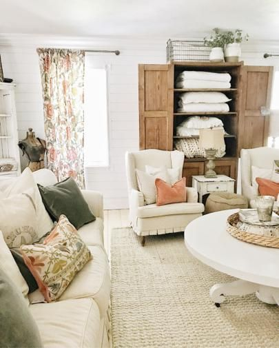 Getting It Right With A Cosy Living Room: 11458 Best White Decor Images On Pinterest