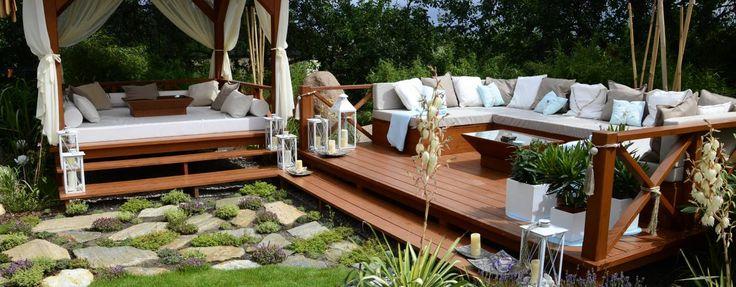Aziatisch Tuin door CAROLINE'S DESIGN