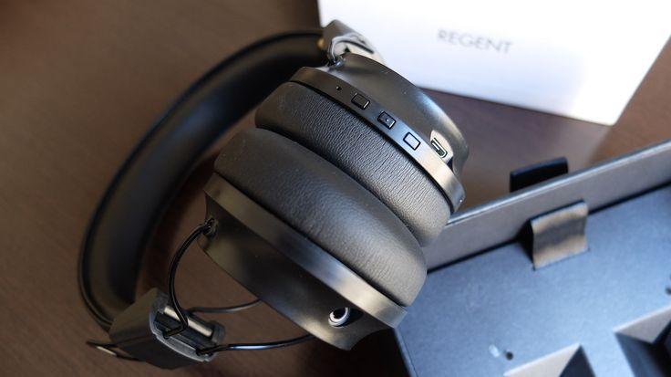 Probamos los nuevos auriculares inalámbricos tipo diadema Sudio Regent