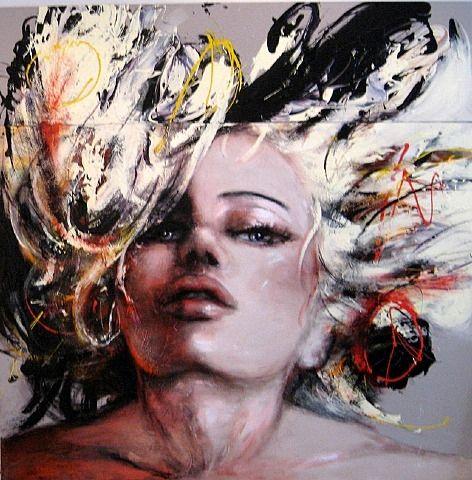 Création de Corno. Artiste d'origine québécoise a son studio dans le Soho de New York. Belle, inspirante.