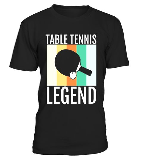 "# Vintage Table Tennis Legend T-Shirt, Ping Pong Player Tee .  Special Offer, not available in shops      Comes in a variety of styles and colours      Buy yours now before it is too late!      Secured payment via Visa / Mastercard / Amex / PayPal      How to place an order            Choose the model from the drop-down menu      Click on ""Buy it now""      Choose the size and the quantity      Add your delivery address and bank details      And that's it!      Tags: Comfortable and soft…"