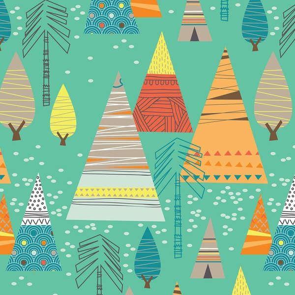 http://www.plushaddict.co.uk/camelot-fabrics-lets-go-turquoise-teepees.html Camelot Fabrics - Lets Go - Turquoise Teepees - cotton fabric