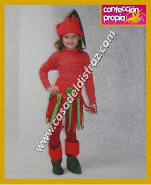 Disfraz de duende de navidad para ni os disfraces - Disfraces infantiles navidad ...