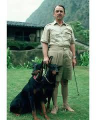 John Hillerman in Magnum P.I.