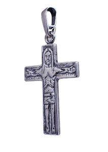 Krzyż neokatechumenalny ze srebra