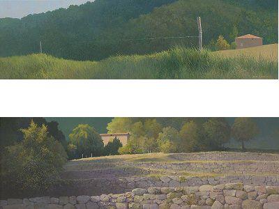 La ChaveLa Chave, 12,8 x 45 cm & La Ribeyre 17,5 x 52 cm