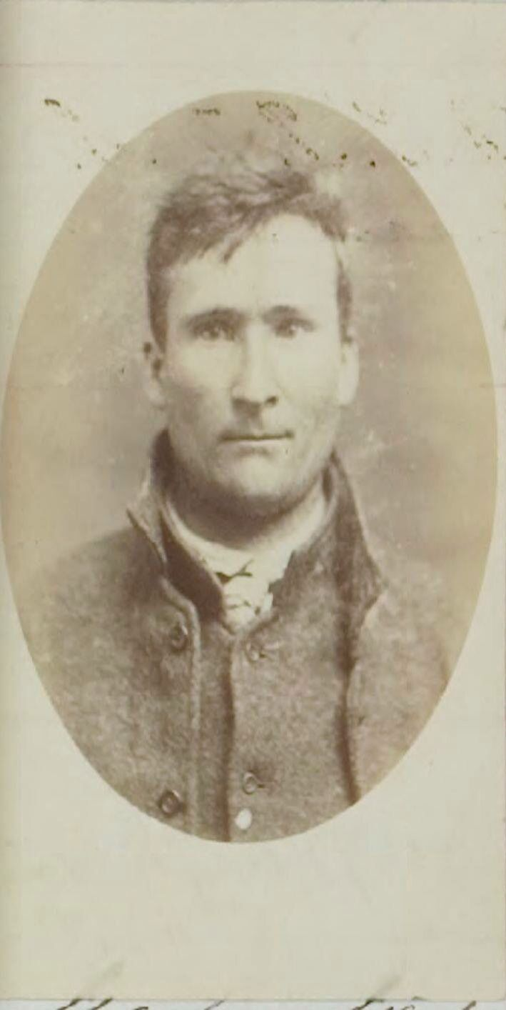 Henry Cutmore died at the old Geelong Gaol. #geelonggaolghosttours #twistedhistory #melbournemurdertours #geelong #history #victoria #jail #convict #beechworth #ghost #paranormal #gaol #lunatic #execution