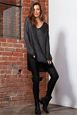 Harley Knit Tunic