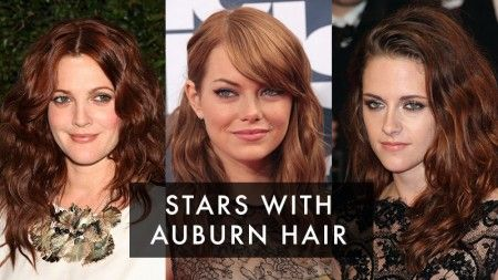 A Darker Shade of Red: 10 Stars with Auburn Hair
